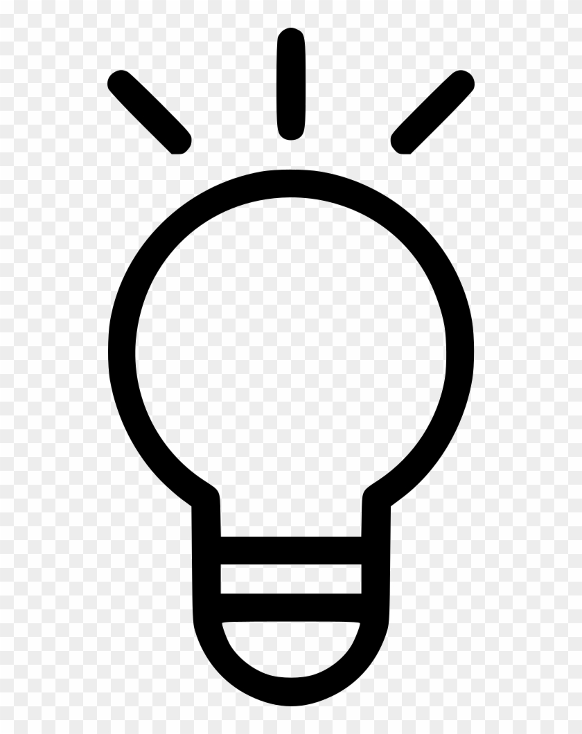 Bulb Light Idea Discovery Think Research Shine Comments - Lamp #63372