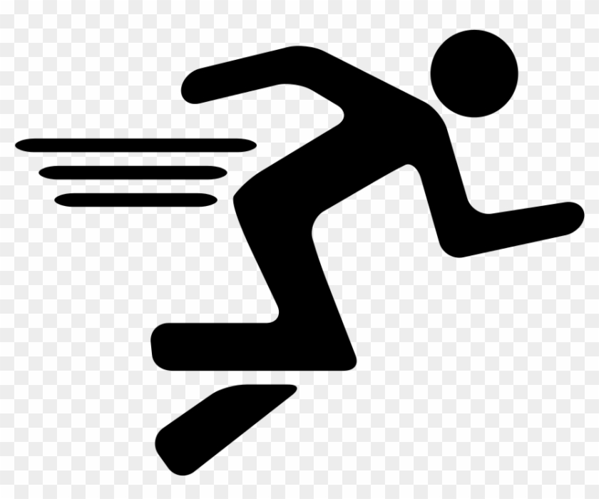 Cross Country Running Computer Icons Clip Art - Brisk Definition #63448