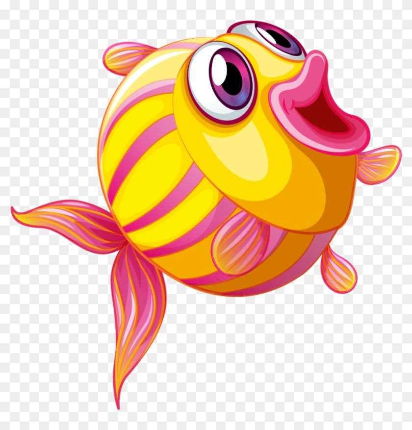 4 - Fish Clipart Image Png #63510