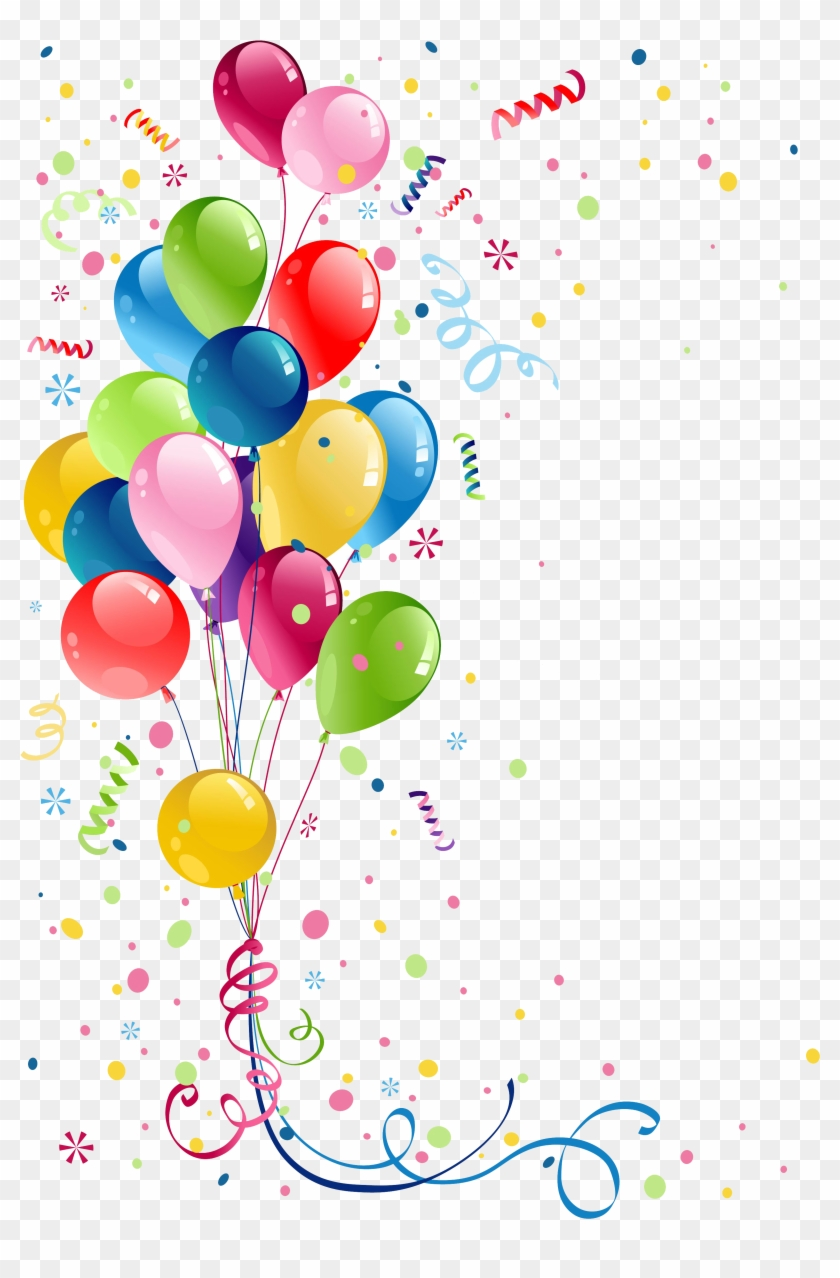 Ballons Vector #63635