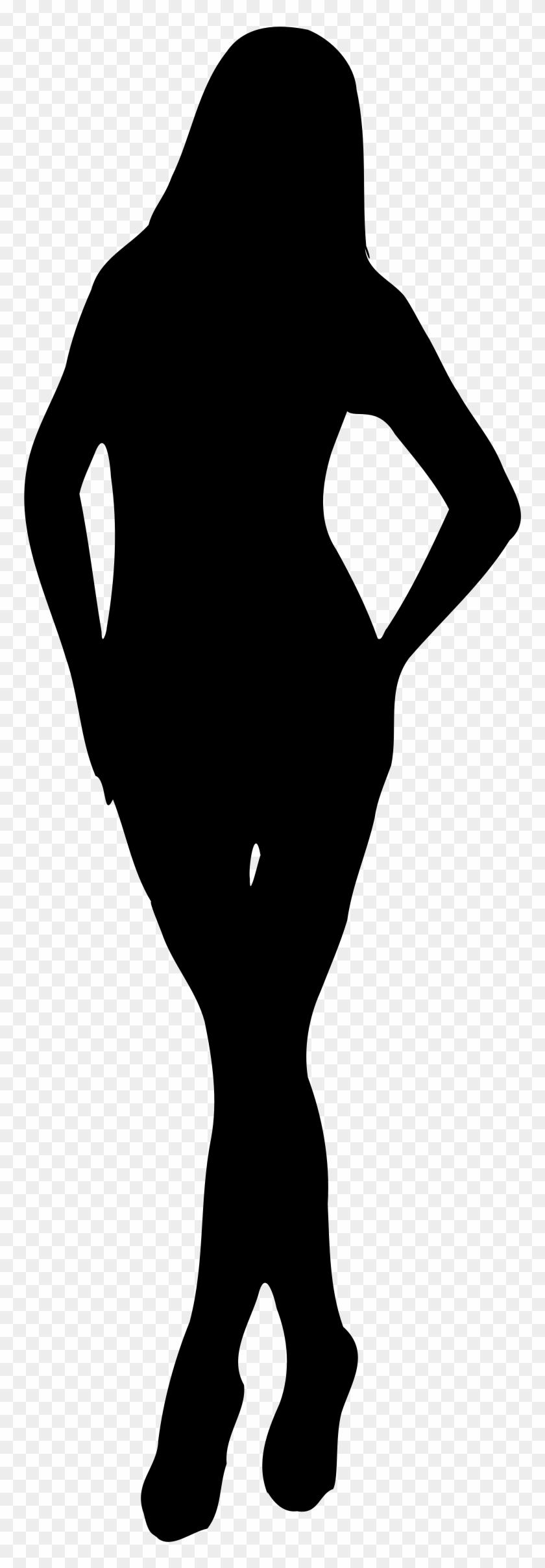 15660 Illustrated Silhouette Of A Beautiful Woman Pv - 3d Drucker Schokolade Kaufen #63663