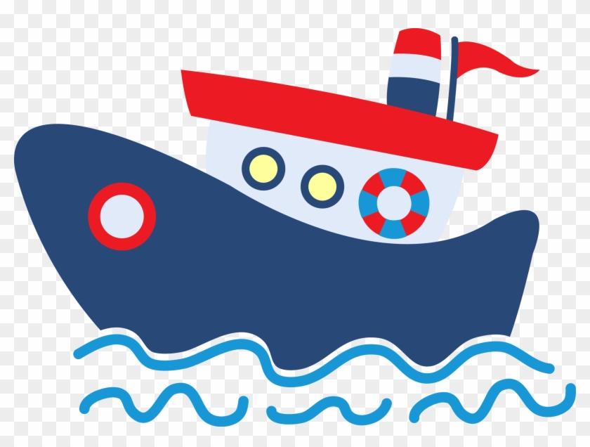 Nautical Clipart Png - Barco Ursinho Marinheiro Png #63676