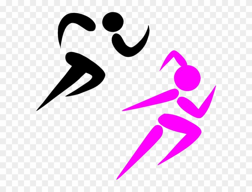 Person Running People Running Clipart Image - Free Running Clip Art #63707