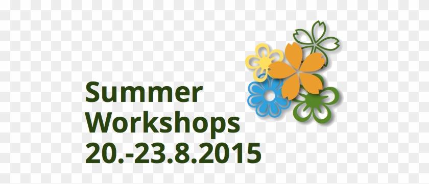 Summer Workshops 2015 Logo - Akshaya E Centre #63900