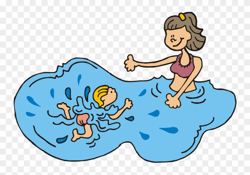 Swimming Lessons Clipart - Water Safety Clip Art #63915