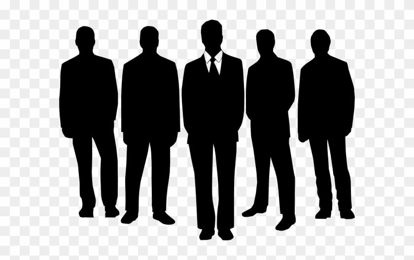5 Men In Black #63951