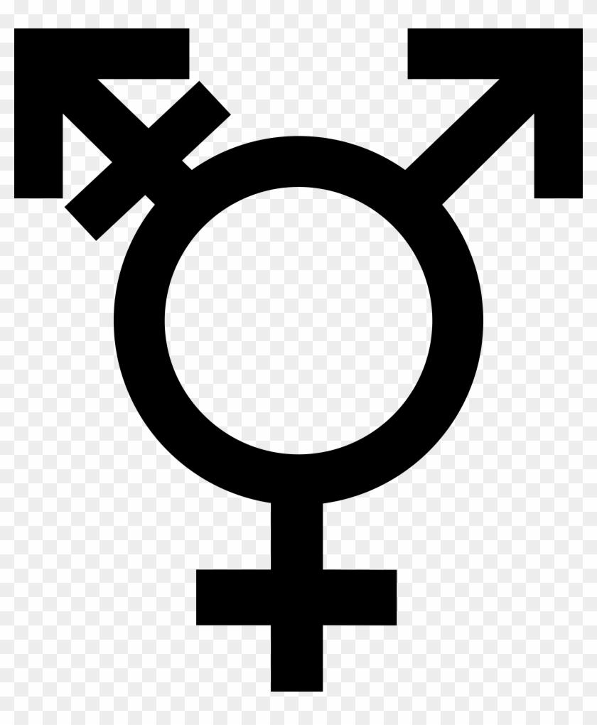 Mobile Headphones Comments - Transgender Symbol #64018