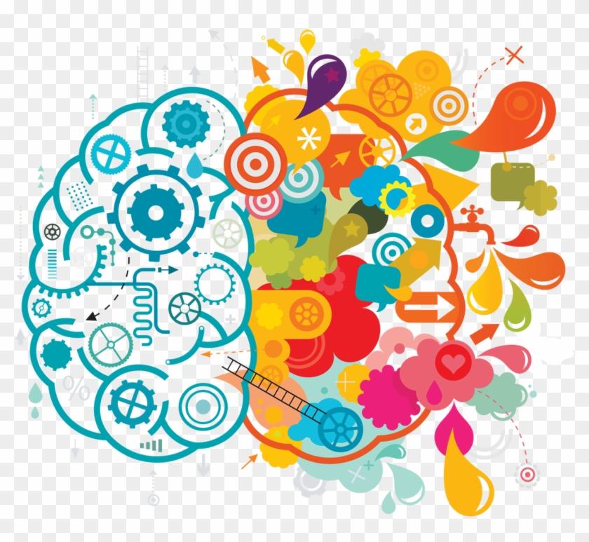 Brain Clipart Creativity - Creative Mind - The Complete Edition #64135