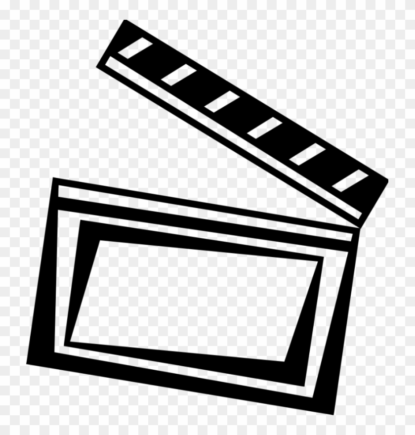 Pin Film Clipart - Film Clipart Png #64190