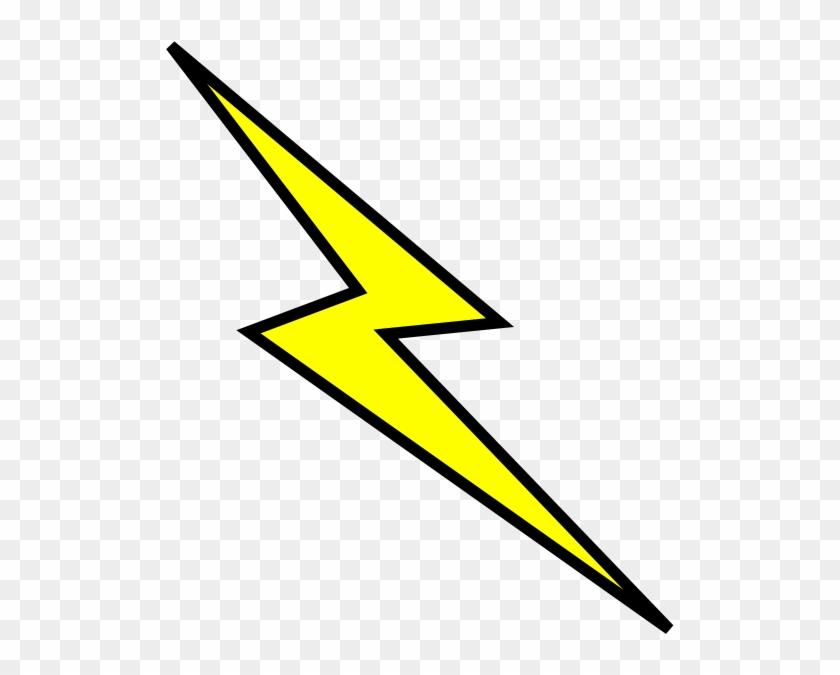 Lightning Bolt Clipart - Lightning Bolt Clip Art #64561