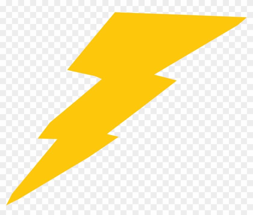 Lightning Bolt Refixed - Lightning Bolt Png #64575