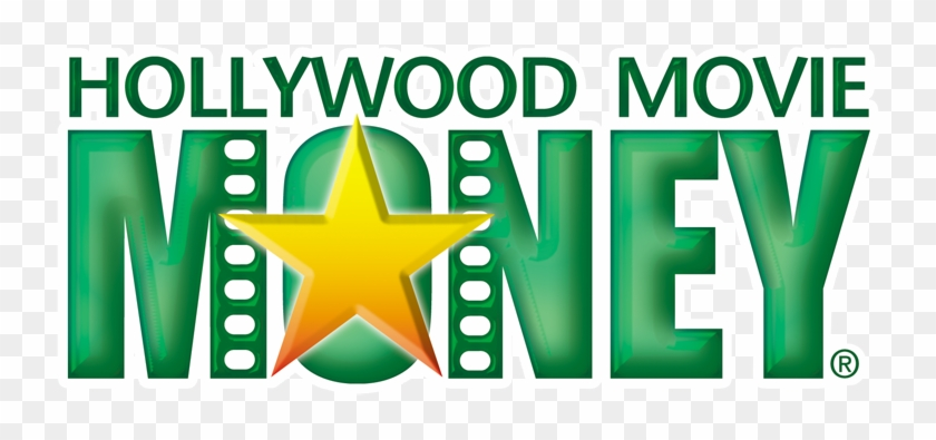 Hollywood Movie Money Accepted Here - Hollywood Movie Money Logo #64671