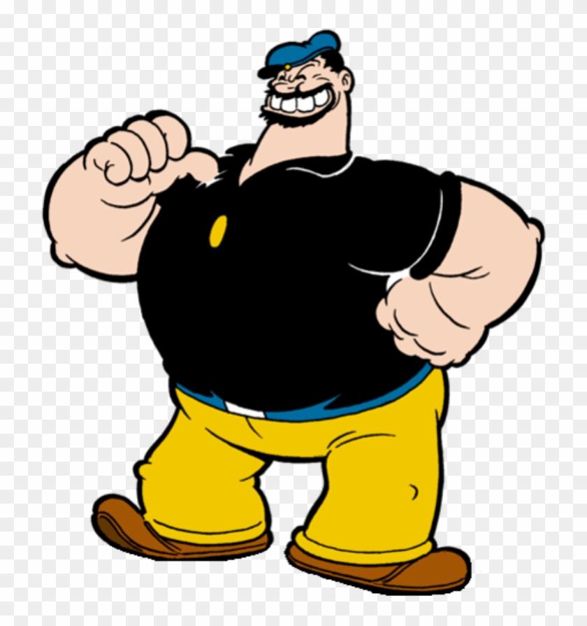 Bluto - Brutus Popeye #64714