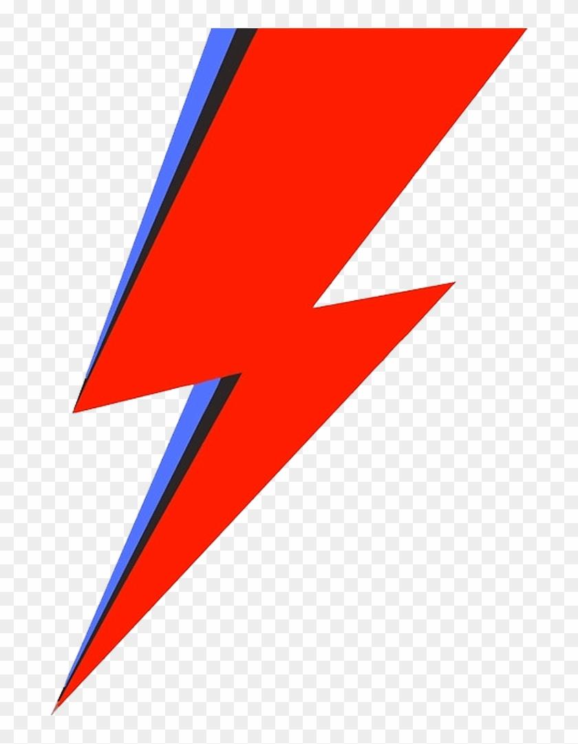 Image Result For Bowie Lightning Bolt - Aladdin Sane Lightning Bolt #64715
