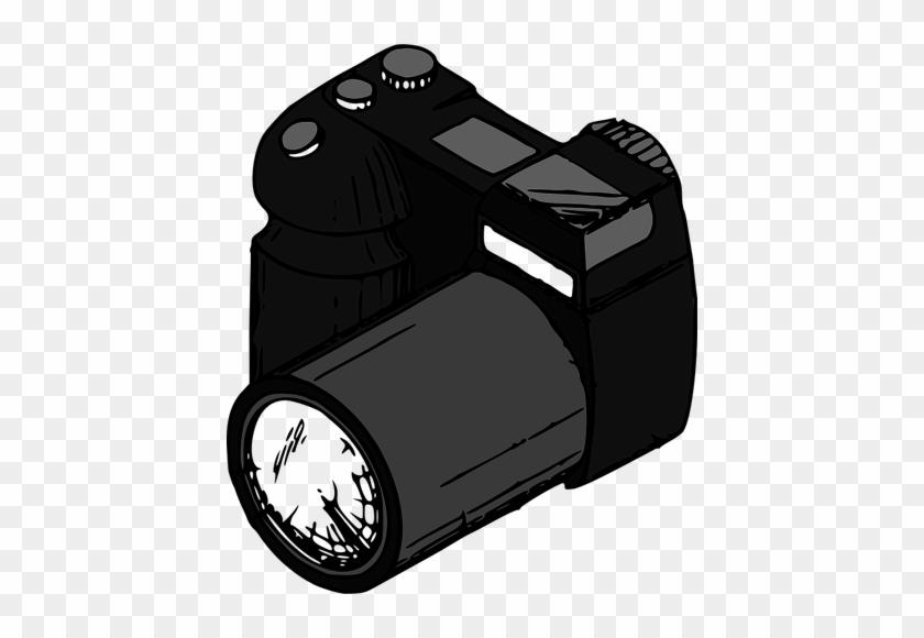 30000 Camera Clipart Png - Camera Clip Art #64736