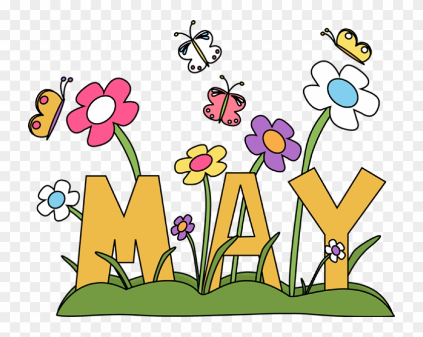 Permalink To Free May Clip Art Camera Clipart - Months Of The Year May #64753