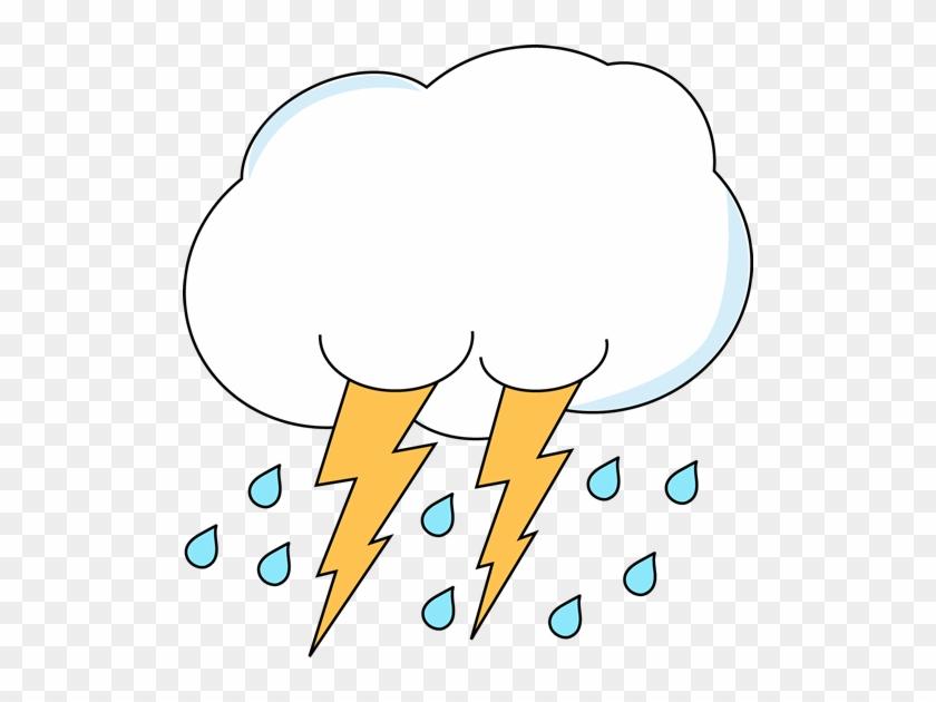 Cloud - Rain Cloud Lightning #64800