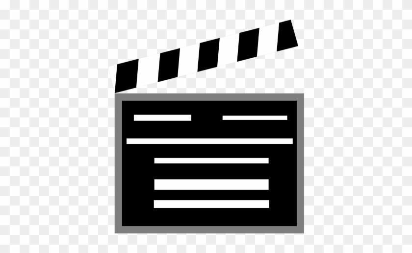 Movie - Movie Clipart No Background #64810