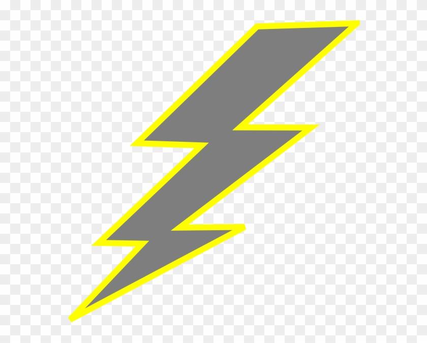 Lightning Bolt Clip Art - Clip Art Lightning Bolt #64877
