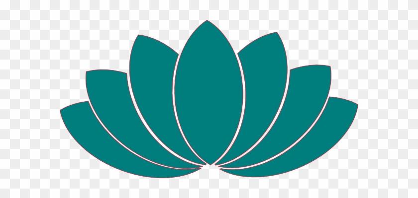 Free Yoga Clip Art Lotus Blossom - Lotus Clipart #64882