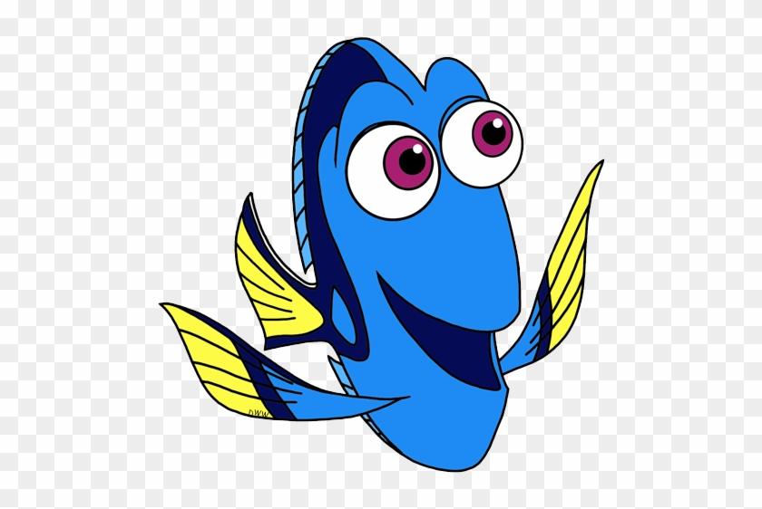 Top 73 Finding Nemo Clip Art - Dory Clipart #64927