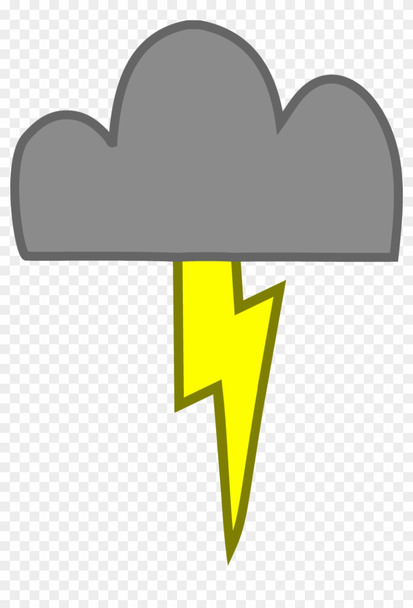 Lightning Bolt Drawings - Lightning In Cartoon #64955