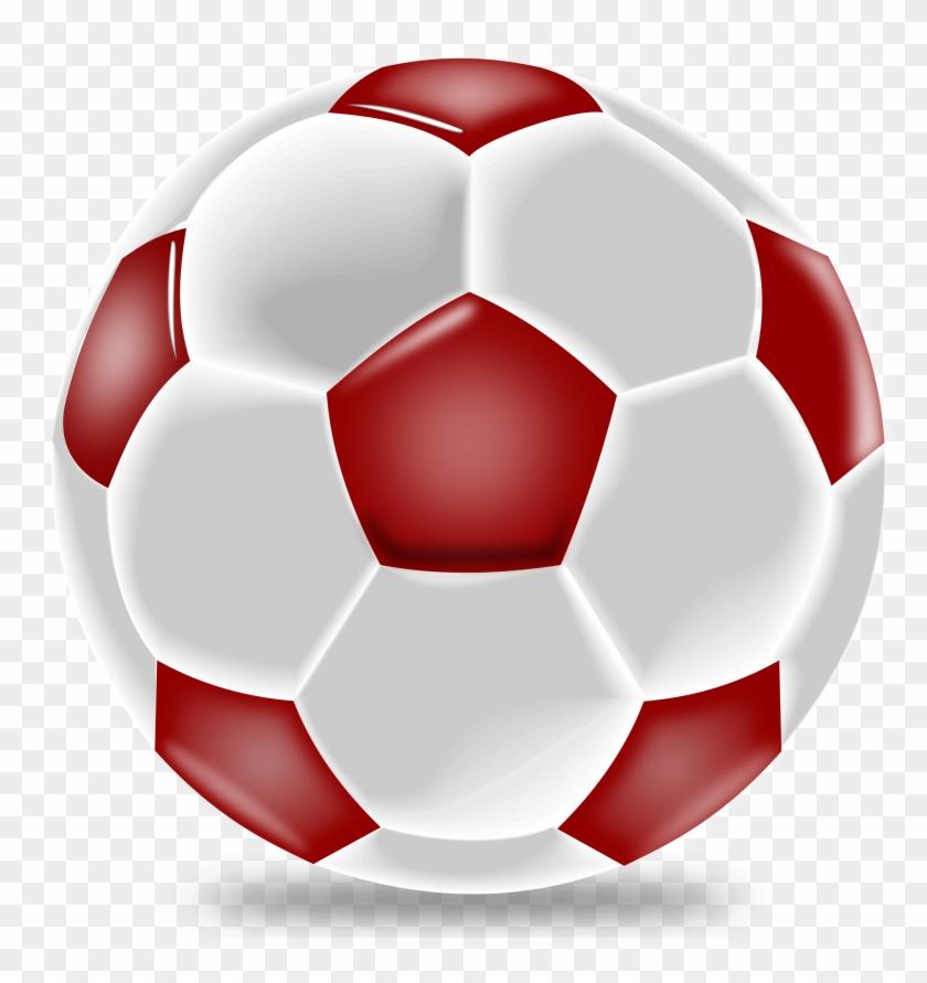 Big Image - Soccer Ball Clipart #65033