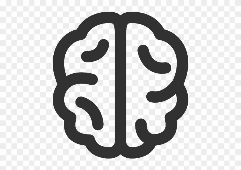 Tumblr Nylngfjbpk1uh0am0o1 - Brain Icon Png #65065