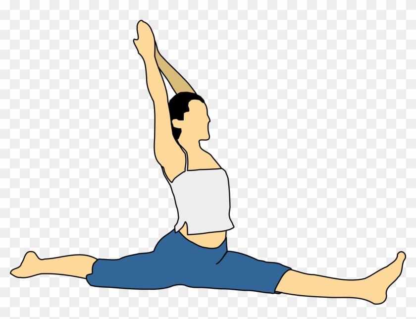 Big Image - Yoga Clip Art #65167