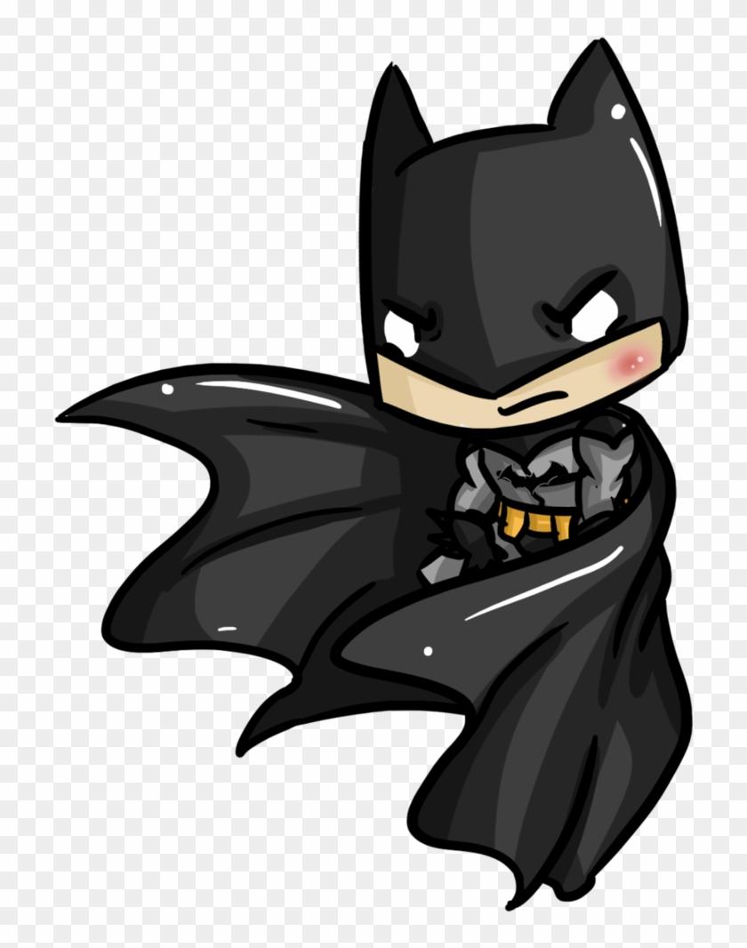 Batman Clipart Chibi - Batman Cute Transparent #65184