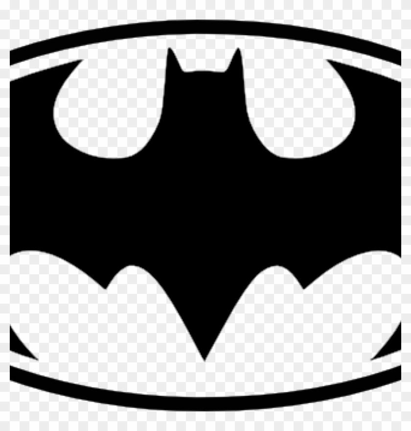 Batman Logo Clipart Batman Logo Clip Art At Clker Vector - Cool Stencils For Spray Painting #65244