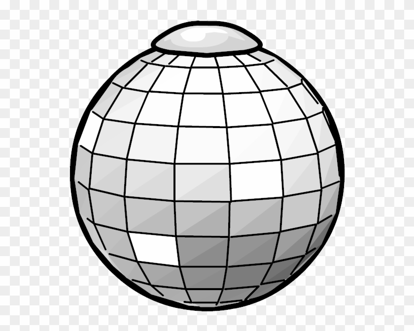 Disco Ball Image - Club Penguin Disco Ball #65286