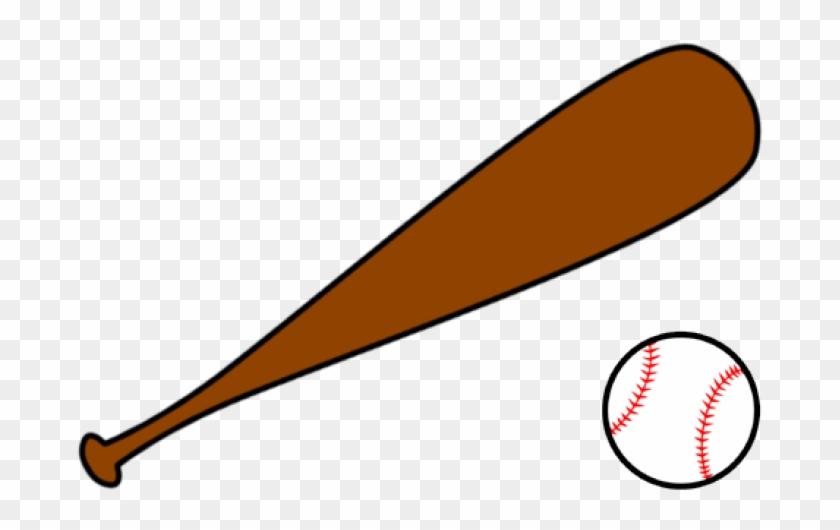 Flying - Baseball Bat Clip Art #65307