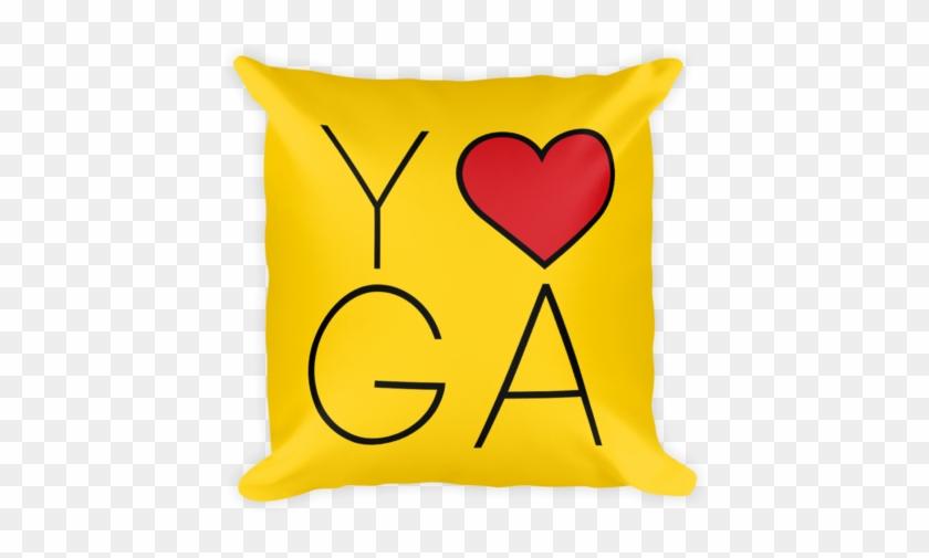 Yoga Love - Cushion #65310