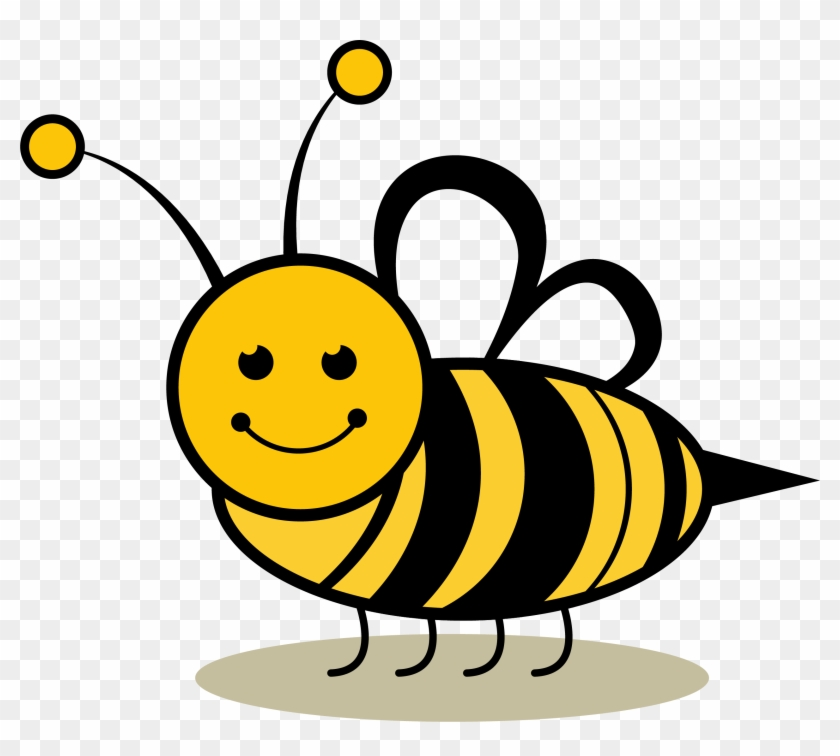 Honey Bee Insect Clip Art - Abeja Png #65346
