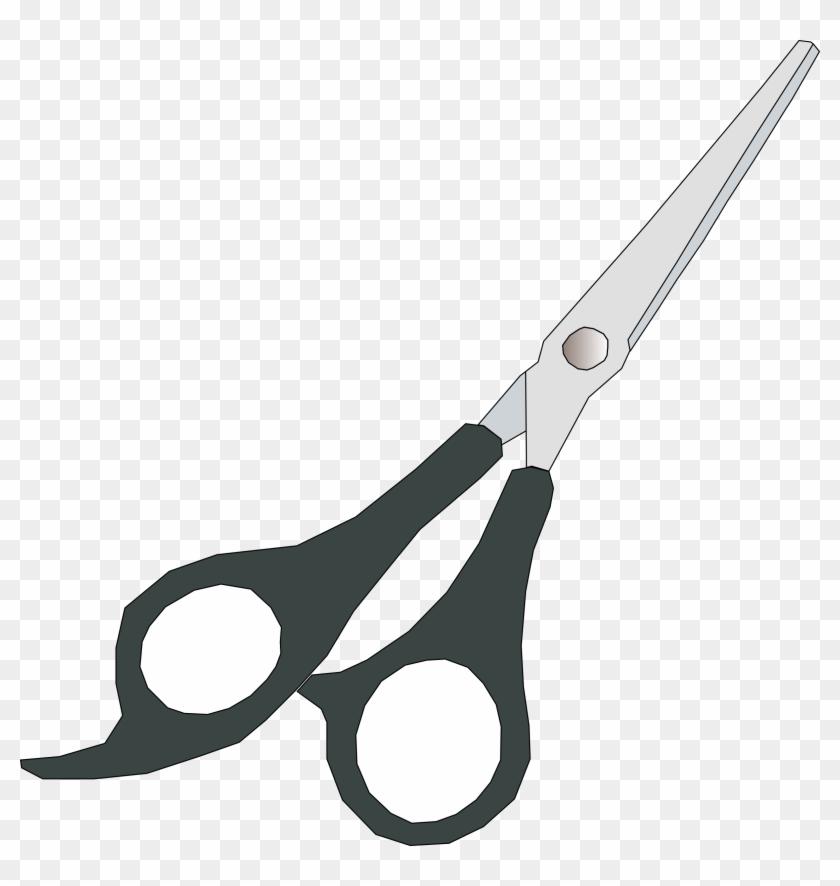 Sewing Clip Art - Hair Scissors Clip Art #65354