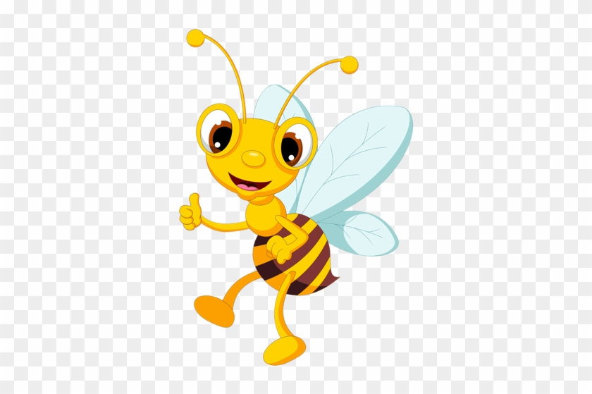 Arana Альбом «clipart / Clipart5 / For The Kids» На - Bee Thumbs Up Clipart #65358