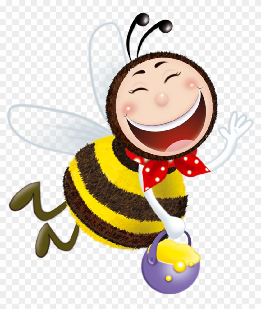 Bee Clipartbumble - Cartoon Honey #65383