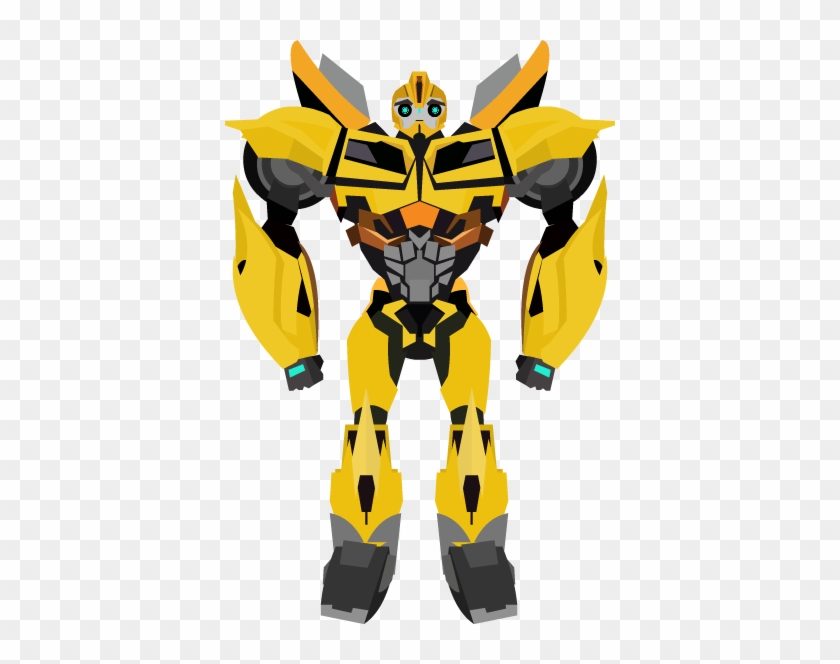 Transformers Clipart Free Download Clip Art On - Draw Transformers Prime Bumblebee #65384