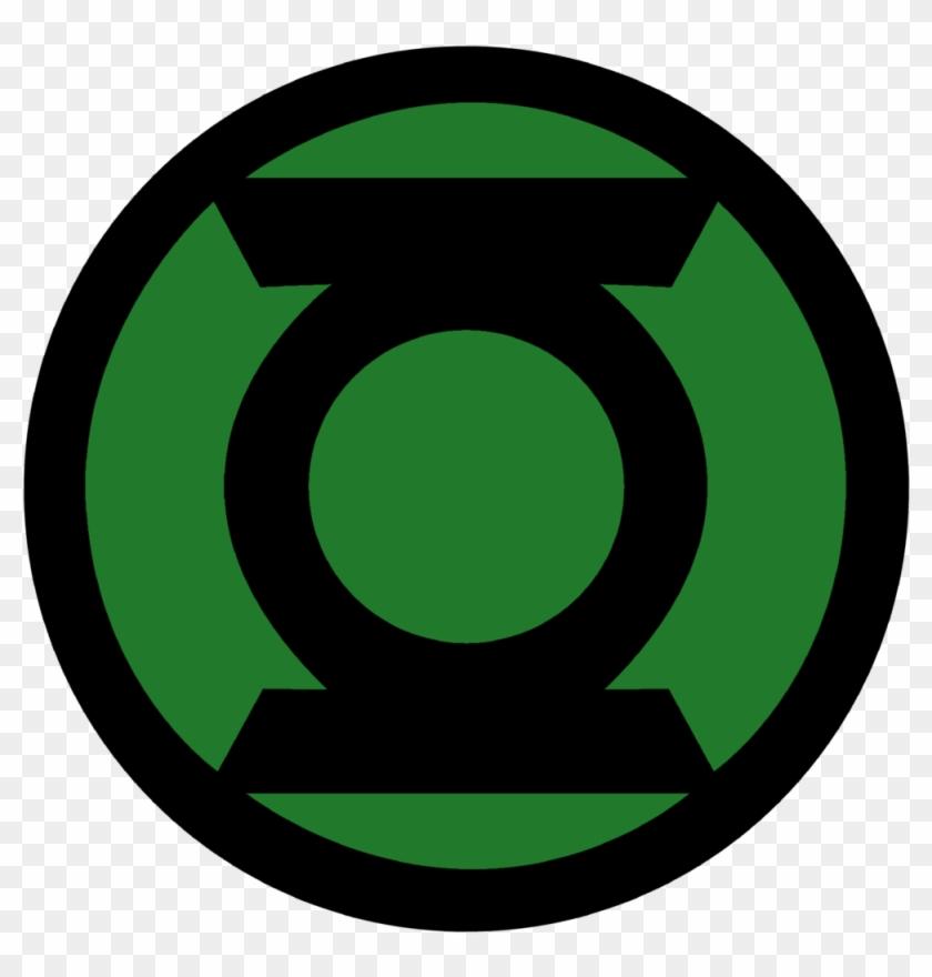 Lantern Logo Clipart - Green Lantern Corps Symbol #65394