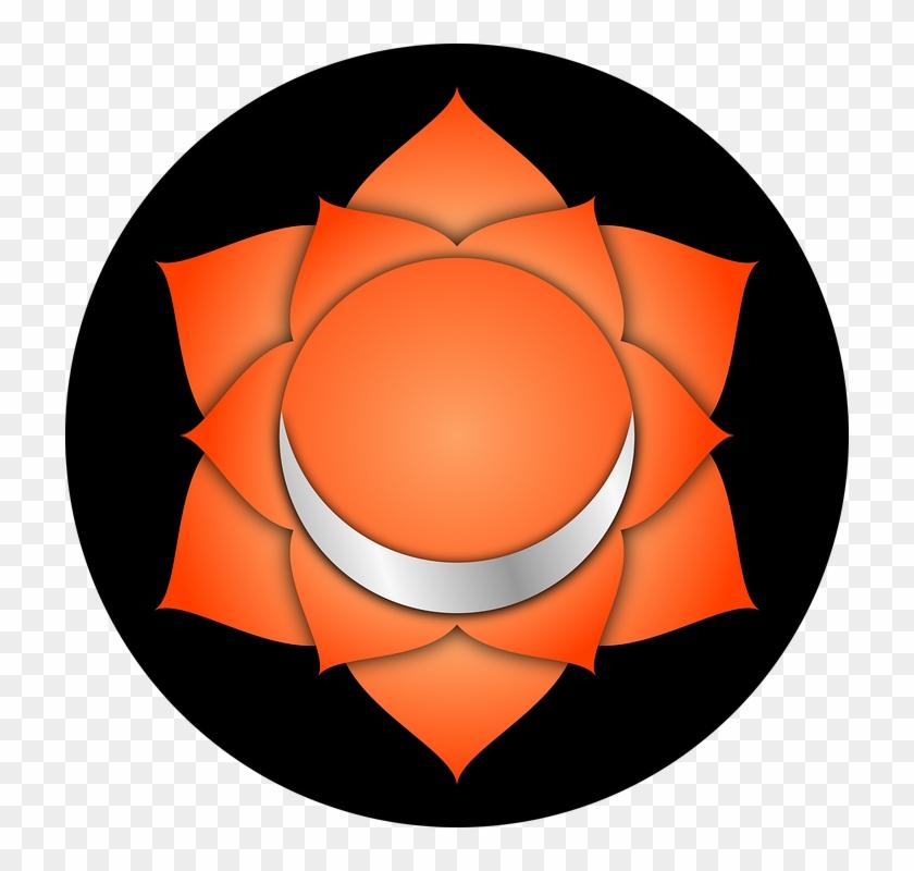 Sacral, Chakra, Energy, Chi, Spiritual - Halten Und Parken Verboten #65442