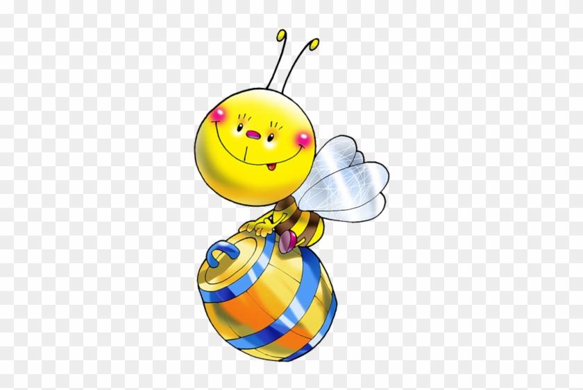 Ja Альбом «клипарт Детский В Png / Детские Картинки - Abeille Butiner Png #65448