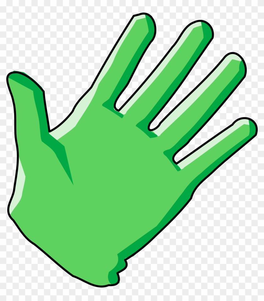 Big Image - Cleaning Glove Clipart #65458