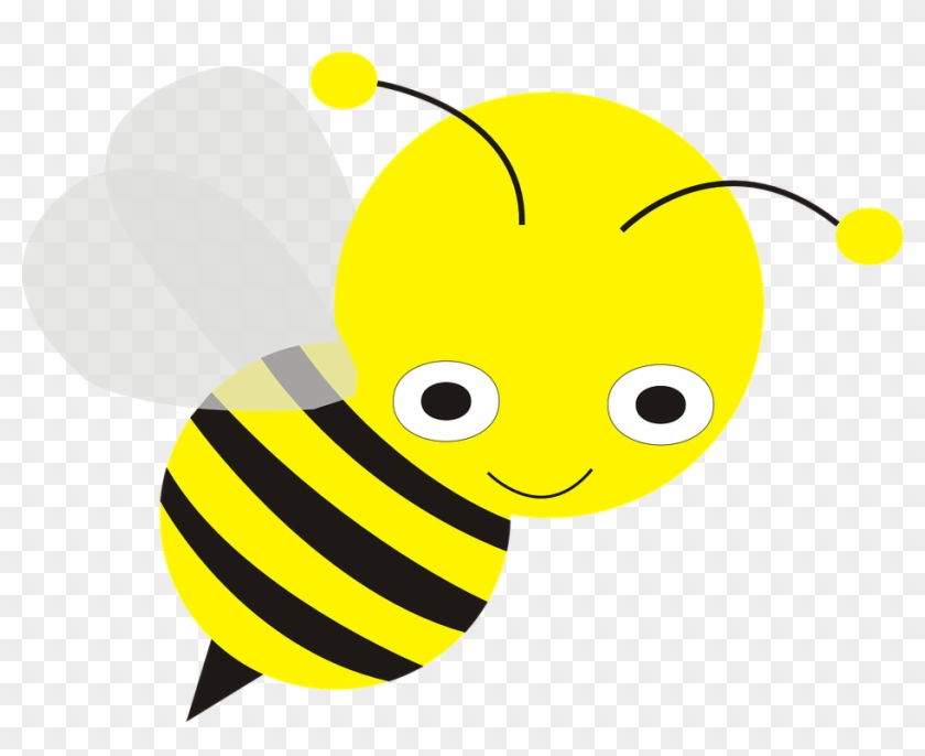 Clipart Ble Bee - Bee Clip Art #65457