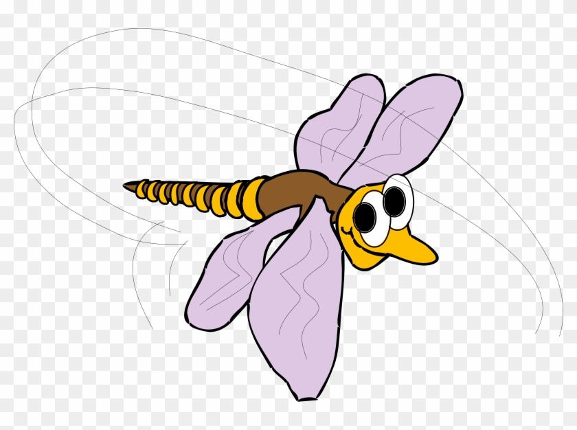 Free Vector Moschito Clip Art - Mosquito Clip Art #65469