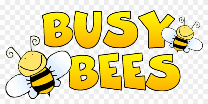 Busy, Buzzy Bees Honey Bee Bumblebee Clip Art - Clip Art Busy Bees #65472