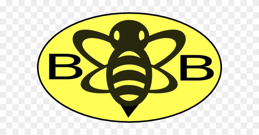 Bumble Bee Logo Clip Art - Bumble Bee Clip Art #65474
