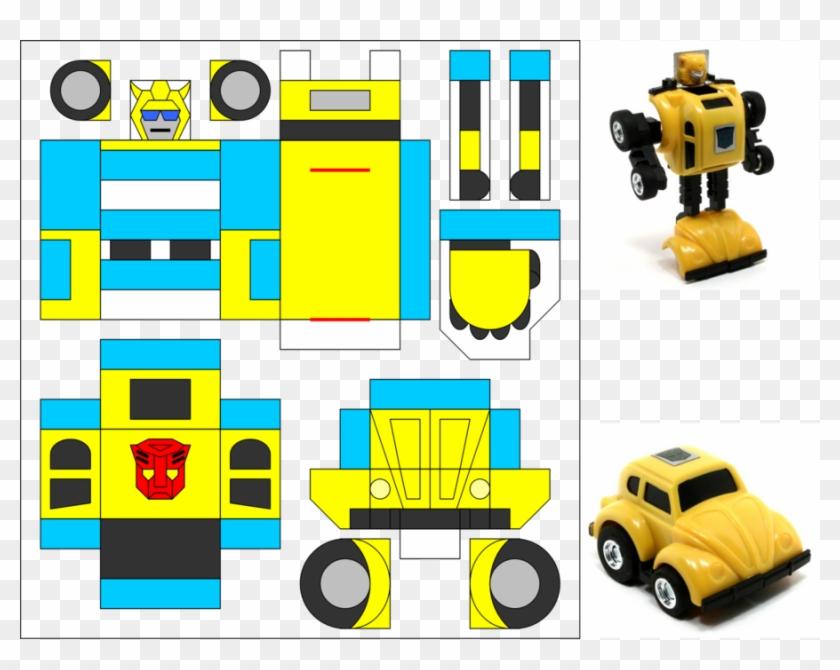 Animated Bumble Bee - Robots De Primera Generacion #65581