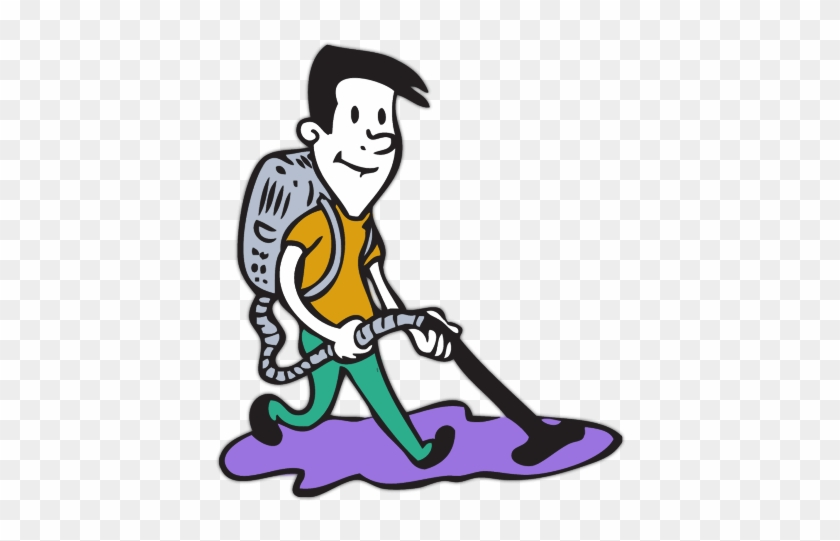 Deluxe Carpet Cleaning Clip Art Carpet Cleaning Cartoon - Carpet Cleaning #65617