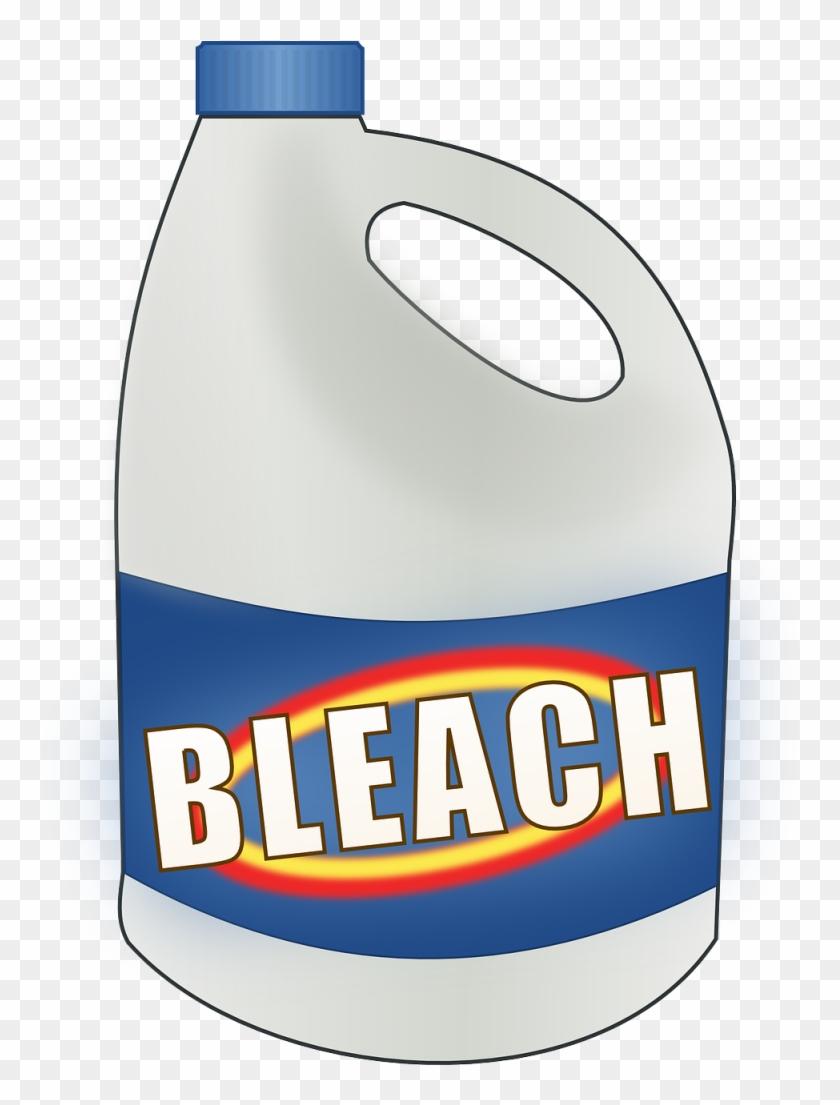 Bleach Bottle Clipart - Bleach Clipart #65622
